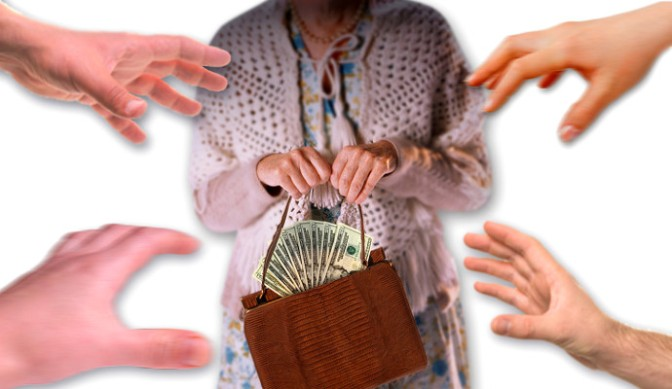 Elder Financial Abuse & Wealthy Boomers