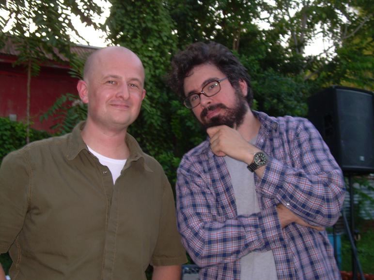 Monte & Andrew Bujalski